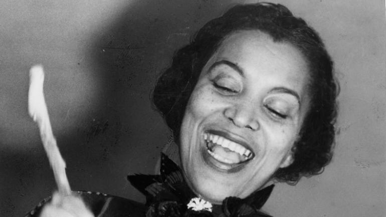 Zora Neale Hurston was and African American author of 20 century, who brought in light the difficulties of black people at that time.