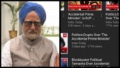 The Accidental Prime Minister trailer goes missing from YouTube. Anupam Kher blasts platform
