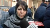 Mehbooba Mufti compares JNU sedition case with Afzal Guru's hanging