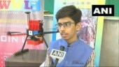 16-year-old develops landmine-destroying drone, wants to help Indian armed forces