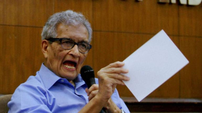 Amartya Sen backs Naseeruddin Shah, says actor being disturbed