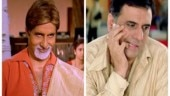 Amitabh Bachchan on Boman Irani's acting: I want to work with you, don't upstage me again