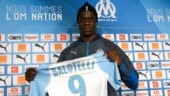 Mario Balotelli joins Marseille from Nice on a six-month contract