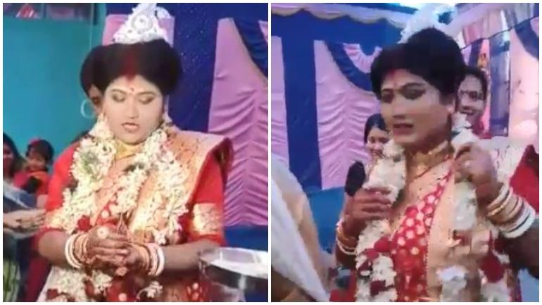 Badass Bengali bride shuns outdated ritual at own wedding