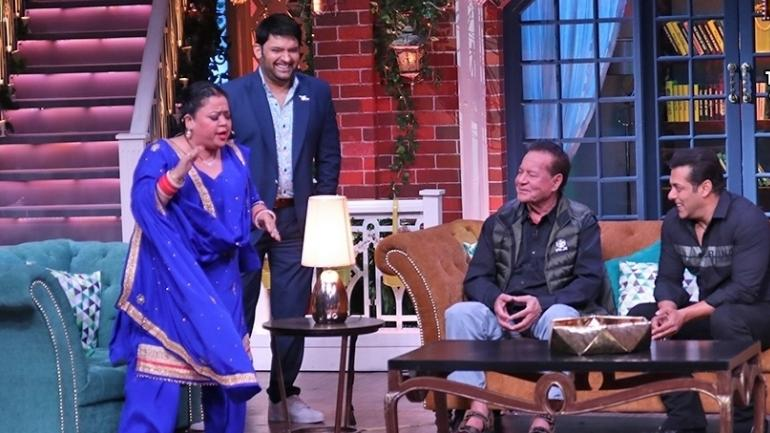The Kapil Sharma Show: Bharti Singh feels this person is responsible