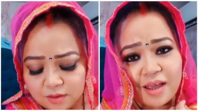 Laughter Queen Turns Tv Bahu Watch Bharti Singhs Never-Before-Seen Side In This Epic -2631