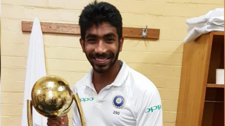 Bumrah rested from one-day series against Australia