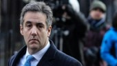 Rigged online polls on Trump's direction, says his ex-lawyer Michael Cohen