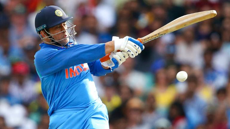MS Dhoni was named the player of the series in Australia (AP Photo)