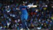 India vs Australia: MS Dhoni is India's ideal No.4, says Rohit Sharma