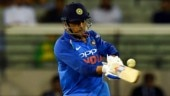 MS Dhoni oldest Indian to win ODI player-of-the-series award