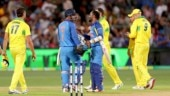 MS Dhoni did not complete a single and forgot to raise his bat after reaching his fifty