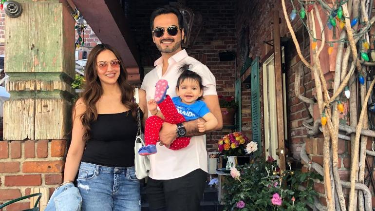Esha Deol is pregnant again, shares this adorable post