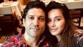 This is what Shibani Dandekar gifted boyfriend Farhan Akhtar on his 45th birthday
