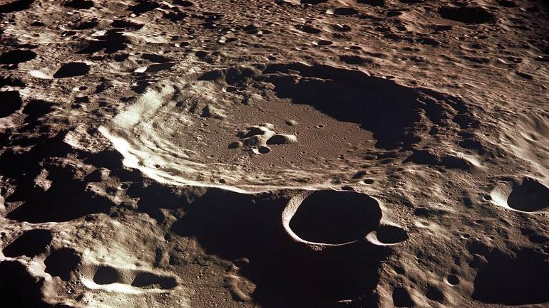 Chinese lunar probe sheds light on Dark side of the Moon