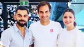 When legends meet: Virat Kohli posts priceless photo with Roger Federer at Australian Open