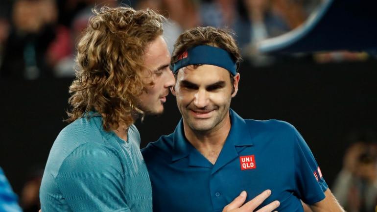 Federer Tsitsipas