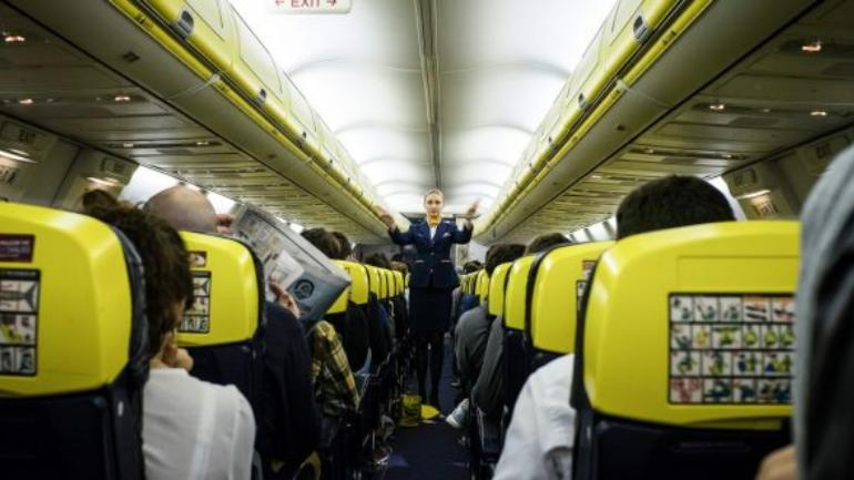 A former air hostess has listed some of the worst flying habits passengers are guilty of