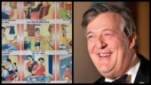 Stephen Fry sees Adarsh Balak poster in his doctor's surgery. Internet has the best reactions