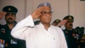 Here's what happened to India's Chief of Defence post according to George Fernandes