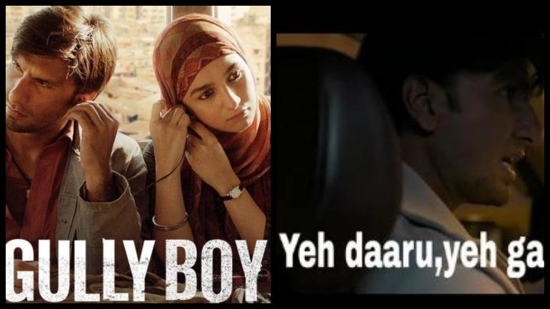 Forget Gully Boy Trailer These Memes Are Better Than Even Ranveer