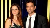 Hrithik Roshan shares photos from Swiss getaway, Sussanne Khan loves the perfect shots