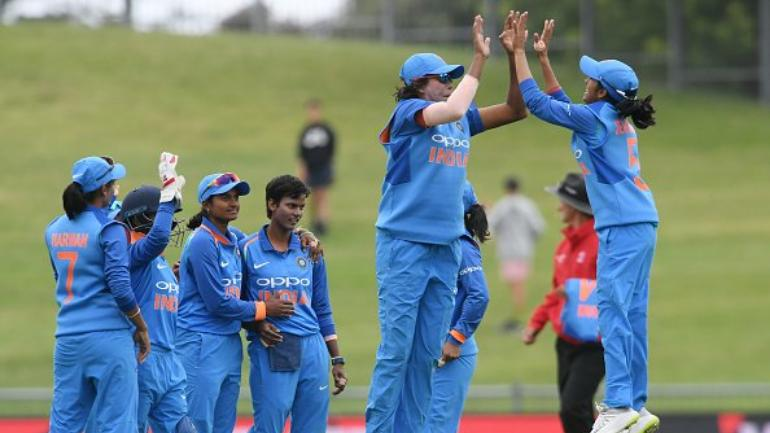 Jhulan Goswami, India vs New Zealand
