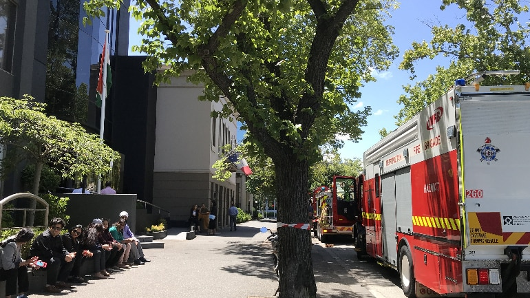 Suspicious packages found at multiple foreign consulates in Melbourne, Canberra
