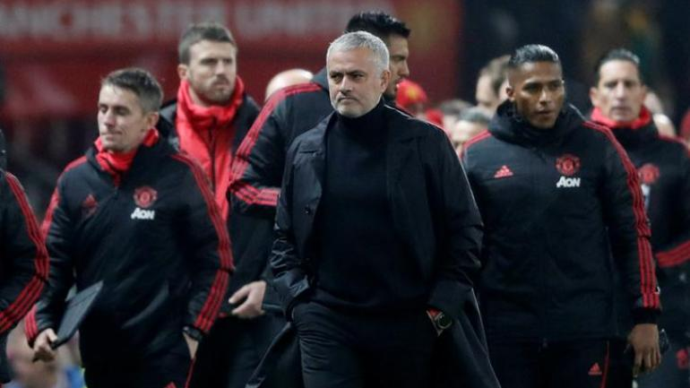 Jose Mourinho explained the set-up that managers need to have in place in order to be successful (Reuters Photo)