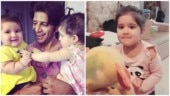 Bigg Boss 12: Karanvir Bohra's daughter gets her pink puppy back. Her reaction is epic