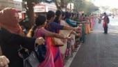 Kerala wall: 50 lakh women form 620-km Vanitha Mathil, take pledge to uphold gender equality
