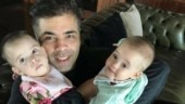 Karan Johar to India Today at Davos: I don't want to spoil my kids Yash and Roohi