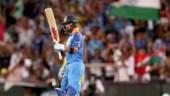 India vs Australia: Virat Kohli, MS Dhoni help India gun down 299, series level 1-1