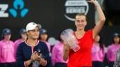 Petra Kvitova battles past Ashleigh Barty to claim Sydney International title