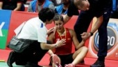 Carolina Marin to undergo surgery after rupturing knee ligament in Indonesia Masters final