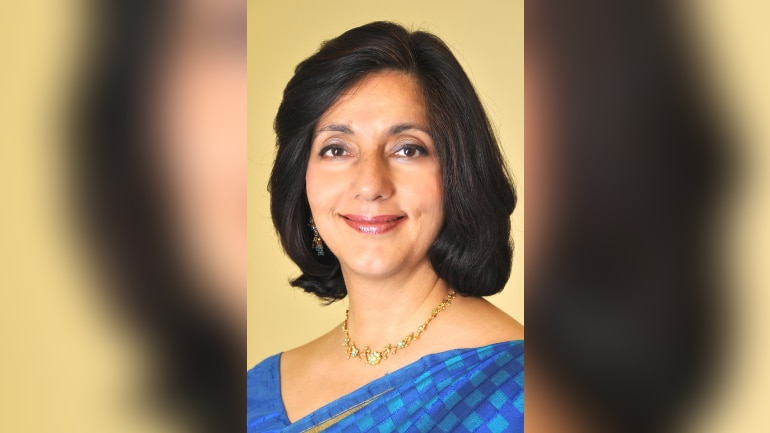 Meera Sanyal died after a brief illness. (Image: Twitter)