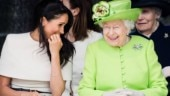 Meghan Markle, not Kate Middleton, is Queen Elizabeth's favourite royal. This video is proof