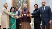 Kotler endorses Kotler award to PM Modi as row heats up