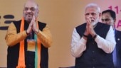At BJP national convention meet, Modi says India needs Modi back, Amit Shah agrees