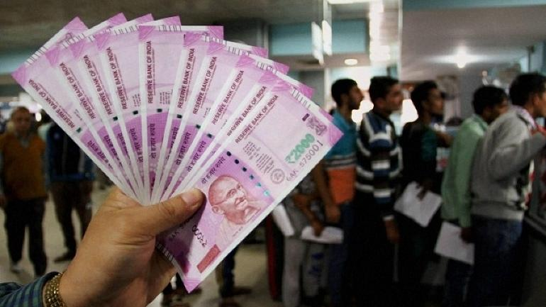 Universal basic income for poor in India