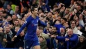 Chelsea striker Alvaro Morata moves to Atletico Madrid on loan