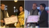 2 India Today TV journalists get Ramnath Goenka awards for exceptional journalism