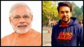 Anurag Thakur brings back NaMo Again hoodies and merchandise. PM Modi is a fan