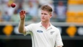 New Zealand recall Jimmy Neesham, Todd Astle for final two ODIs vs India
