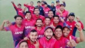 Captain Paras Khadka century helps Nepal register maiden ODI series victory
