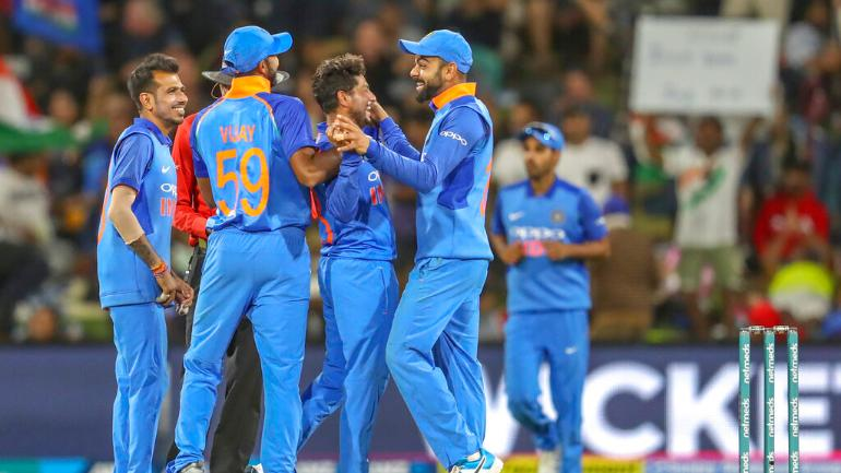 India Clinch ODI Series With 7 Wicket Victory Over New Zealand