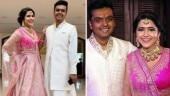 Laado 2 actress Palak Jain and Tapasvi Mehta kickstart pre-wedding festivities. See inside pics