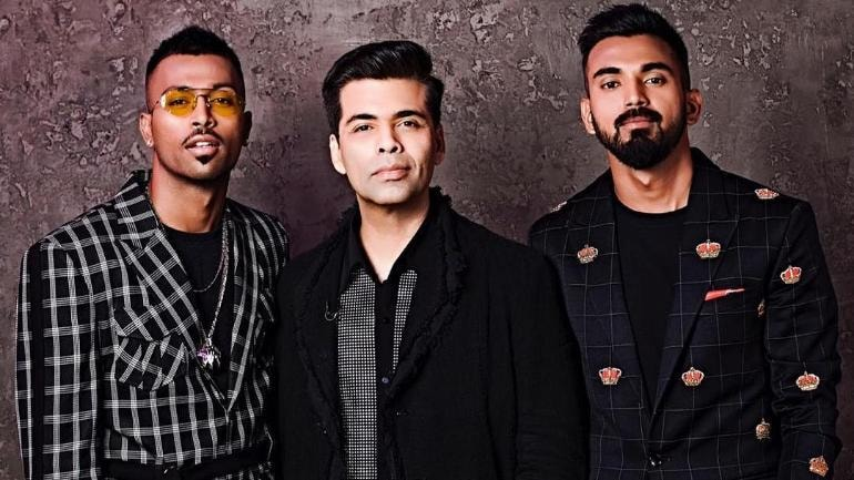 Hardik Pandya took to social media to apologise for his comments on the show (Karan Johar Instagram)