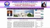 Periyar University Results 2018 declared @ periyaruniversity.ac.in: Here's how to check