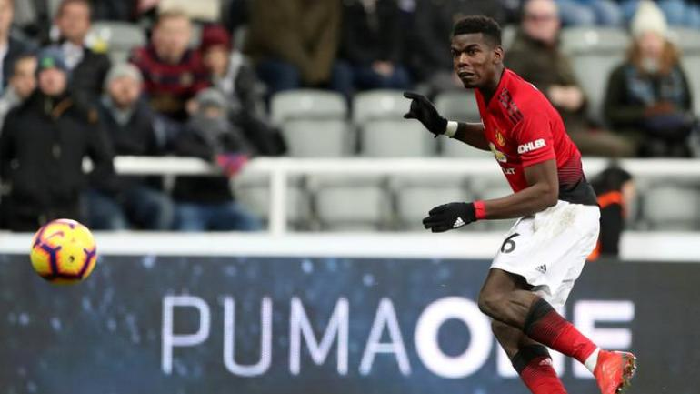Paul Pogba is likely to be fit for this weekend's Premier League visit to Tottenham Hotspur (Reuters Photo)